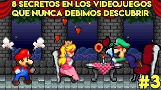 8 Secretos en los Videojuegos que Nunca Debimos Descubrir (PARTE 3) - Pepe el Mago