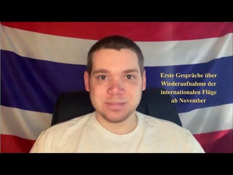 Thailand - Wiederaufnahme internationaler Flüge / Phuket neue Einreisekriterien uvm. / 16.05.2021