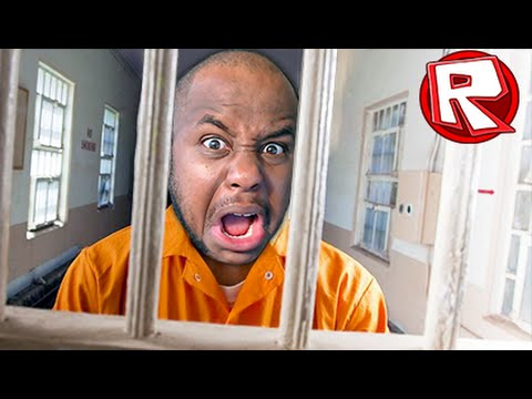 ESCAPING THE PRISON! | Roblox