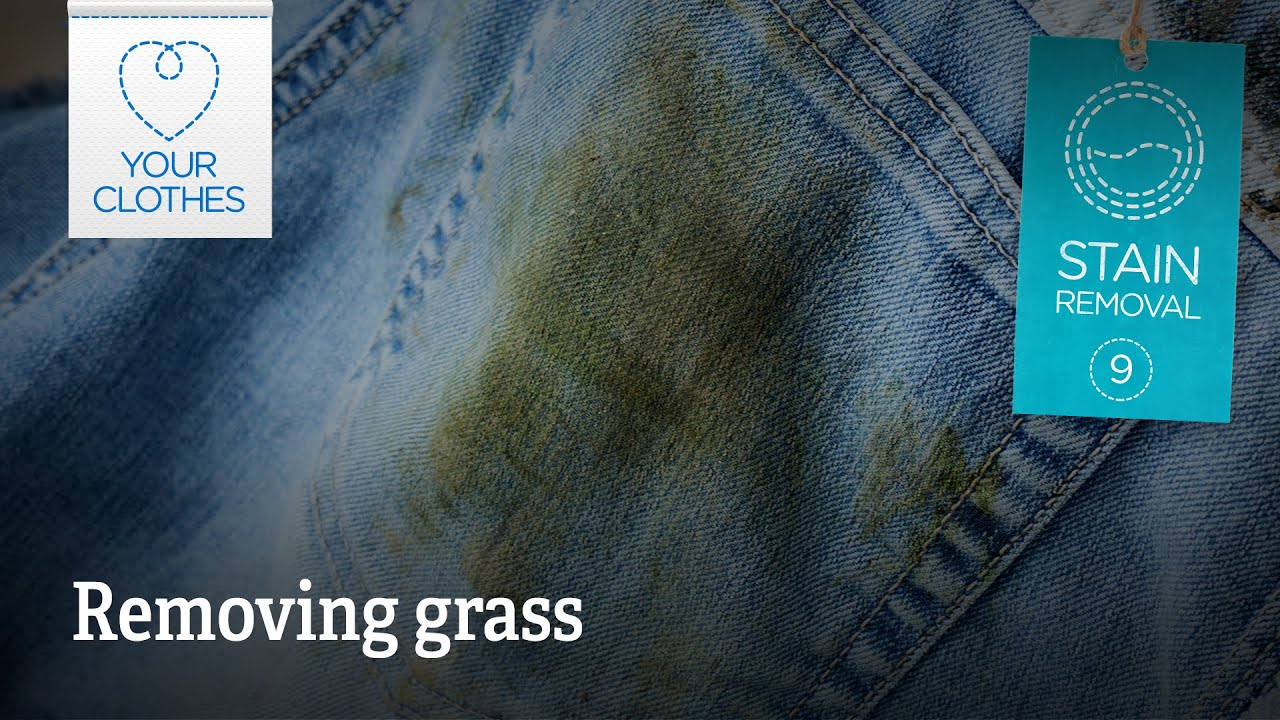Stain Removal How To Remove Gr Stains From Clothes