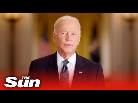 President Biden speaks on the eve of 9/11 as he remembers the victims of the terror attacks