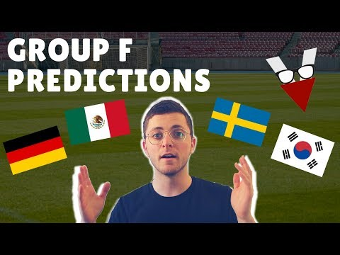 Group F Predictions   Adam's Road to Russia 2018 Ep. 8