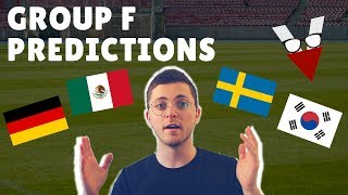 Group F Predictions | Adam's Road to Russia 2018 Ep. 8