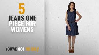 Top 10 Jeans One Piece For Womens [2018]: Naila Enterprises Women