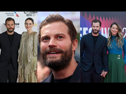 NEW!! JAMIE DORNAN at the premiere of 'BELFAST' at the Londo