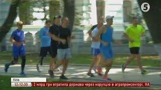 Українські морпіхи готові їхати до США  показові тренування у Києві