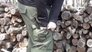 Обзор американских военных форменных брюк BDU от Rothco
