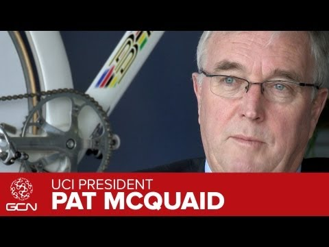 UCI President Pat McQuaid Interview Pt 1 - Doping