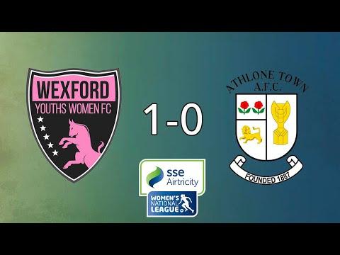 WNL GOALS GW4: Wexford Youths 1-0 Athlone Town