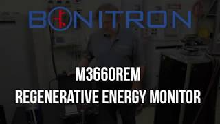 Video: M3660REM Regenerative Energy Monitor