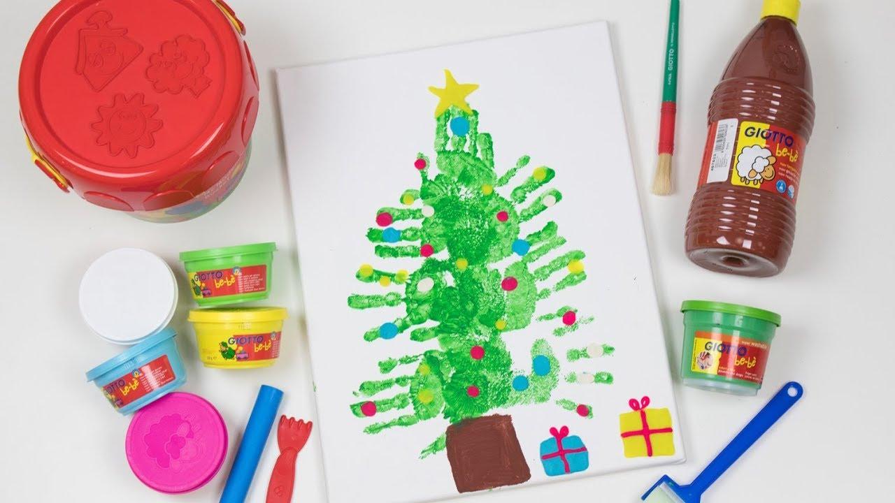 Dibujo Arbol De Navidad Manualidades De Navidad Para Ninos 3 Anos