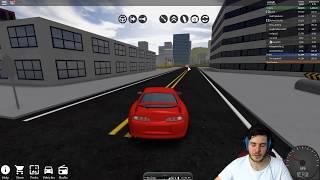 10 000 000 $ EN CARS ET je !!! / Roblox Vehicle Simulator / Jeu de simulation de voiture / Ligne de jeu