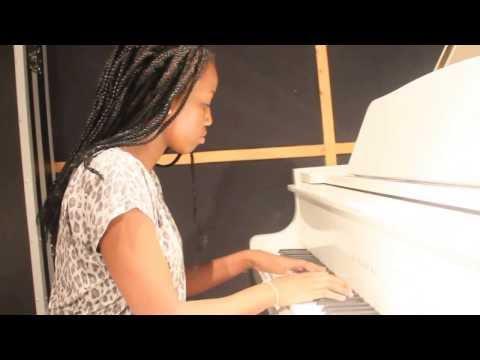 Echoes of November , Piano cover by 14 yr old Ruvarashe Mukelabai