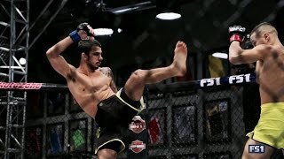 Fight Replay: Alexandre Pantoja vs. Kai Kara-France | THE ULTIMATE FIGHTER
