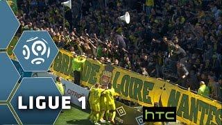 FC Nantes - OGC Nice (1-0)  - Résumé - (FCN - OGCN) / 2015-16