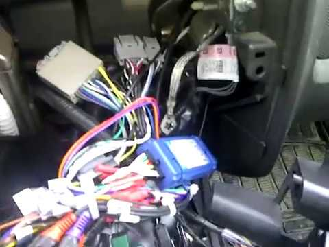 hqdefault 2008 ford escape stereo youtube Wiring Diagram for 1999 Ford Mustang at readyjetset.co