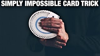 Find The Spectator's Card With Your Eyes CLOSED | Stunning Card Trick Revealed!