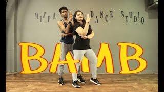BAMB ll Piyush Singhal ft. Anshul ll Dance Choreography ll Badshah