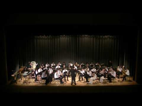 Autumn Skies by TWGHs Wong Fut Nam College HOMECOMING CONCERT 2016 Alumni Band