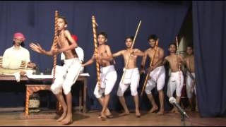 Prayana Kunita by Yakshagana kendra students(Demonstration)