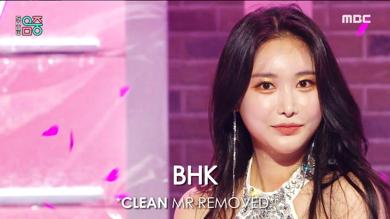 [CLEAN MR Removed] 210619 Brave Girls (브레이브걸스) Chi Mat Ba Ram (치맛 바람) | Show! Music Core 엠알 제거