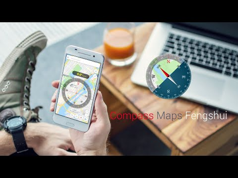 Compass Maps Pro - Digital Compass 360 - 100% Free For Android