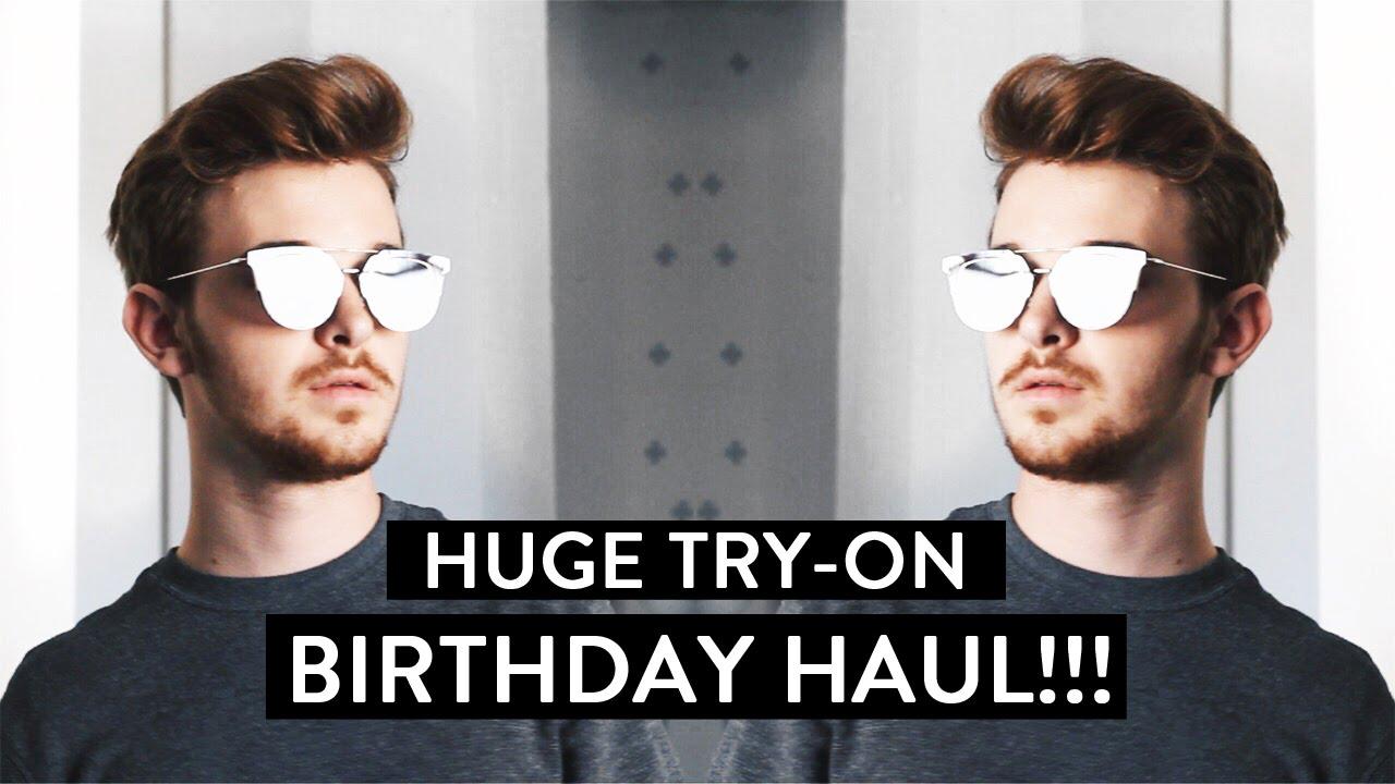 6705ce3f4e1 HUGE Birthday Try-on Haul (Dior