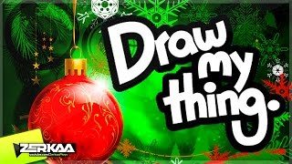 CHRISTMAS SPECIAL | DRAW MY THING (WITH THE SIDEMEN)