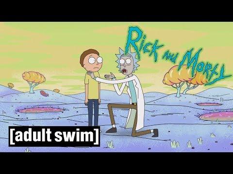 Rick & Morty  | Ein unerwarteter Ausflug | Adult Swim Deutschland