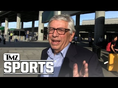 David Stern -- NBA Rookies Aren't Stupid With Their Money ... Anymore   TMZ Sports