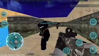 Pixel Arena Wars Of Hero Mobile PlayThrough