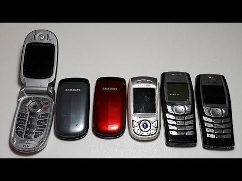 Телефоны Samsung и Nokia под восстановление. Получение от 30.01.2018. Часть 2