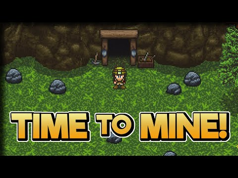 Time to Mine! – Gleaner Heights Gameplay – Let's Play Part 4