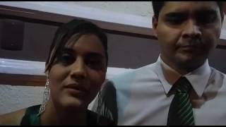Depoimento - Géssica e Marcelo Batanoli de Macapá. Mestre de Cerimônias Iran Jacob.