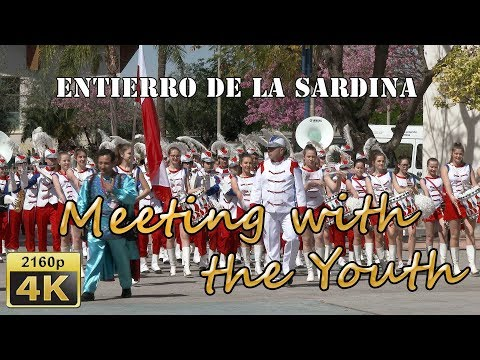 Meeting with the Youth - Spain 4K Travel Channel