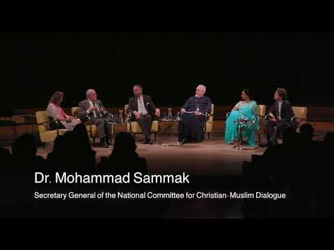 In the Spirit of Dialogue: Dr. Mohammad Sammak