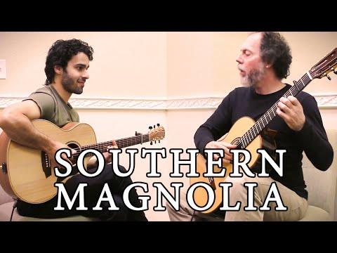 Maneli Jamal & Andrew York - Southern Magnolia