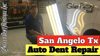 Auto Dent Repair San Angelo TX Angelo Dent Removal Inc, Door Dings