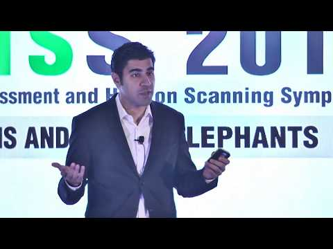 [IRAHSS 2017] The New Connected World Order by Parag Khanna