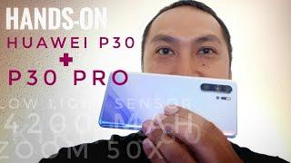 Tele 50X, Baterai Besar, Lebih Cantik! Hands-on Huawei P30 dan P30 Pro - Bahasa Indonesia