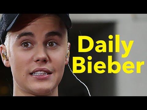 Justin Bieber Sings Taylor Swift 'I Knew You Were Trouble' - VIDEO