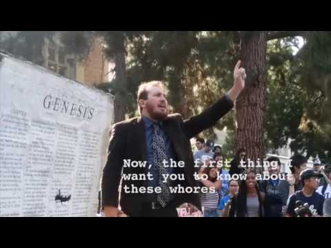 Students stand up to Bruin Walk preachers