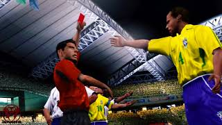 2002 Fifa World Cup | PS2 Gameplay | 1080p HD