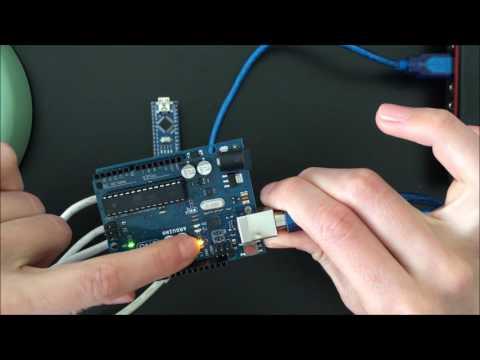 Arduino. Как начать работу. Первая программа. Как проверить китайскую плату. Ардуино UNO, NANO.