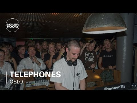 Telephones | Boiler Room Oslo: Jaeger X Frædag