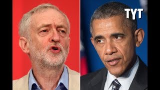 Why Obama Won't Come Close to Endorsing Jeremy Corbyn