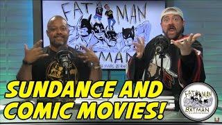 SUNDANCE, HARLEY AND DARKSEID!  - FAT MAN ON BATMAN 015
