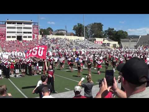 2015-09-19 JSU Band Day The JSU Fight Song