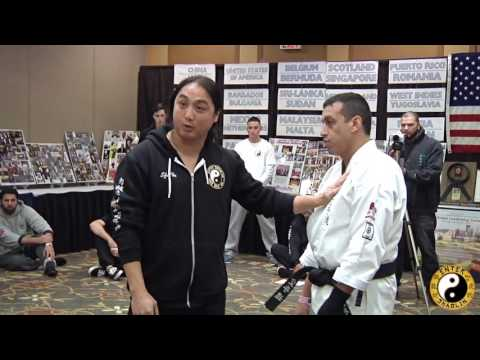 Kung Fu Training | Enter Shaolin Kung Fu Seminar 2015 | 3 P.R.O.O.F Is Fool Proof (Preview)