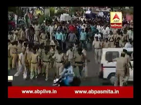 Bharat Bandh : Dalit Rally In Ahmedabad Chandkheda